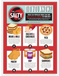 salty six